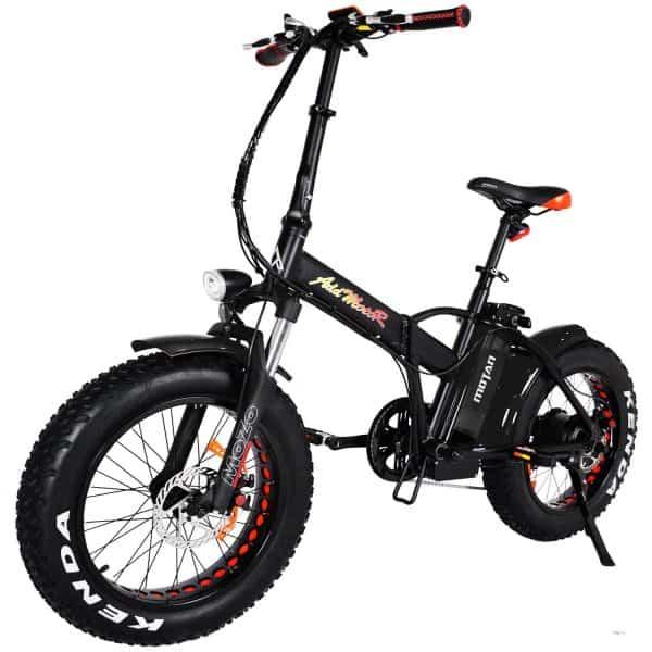 AddMotor elektricna bicikla sa širokim giumama