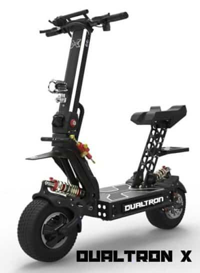 Minimotors USA - Duaton and Speedway electric scooters